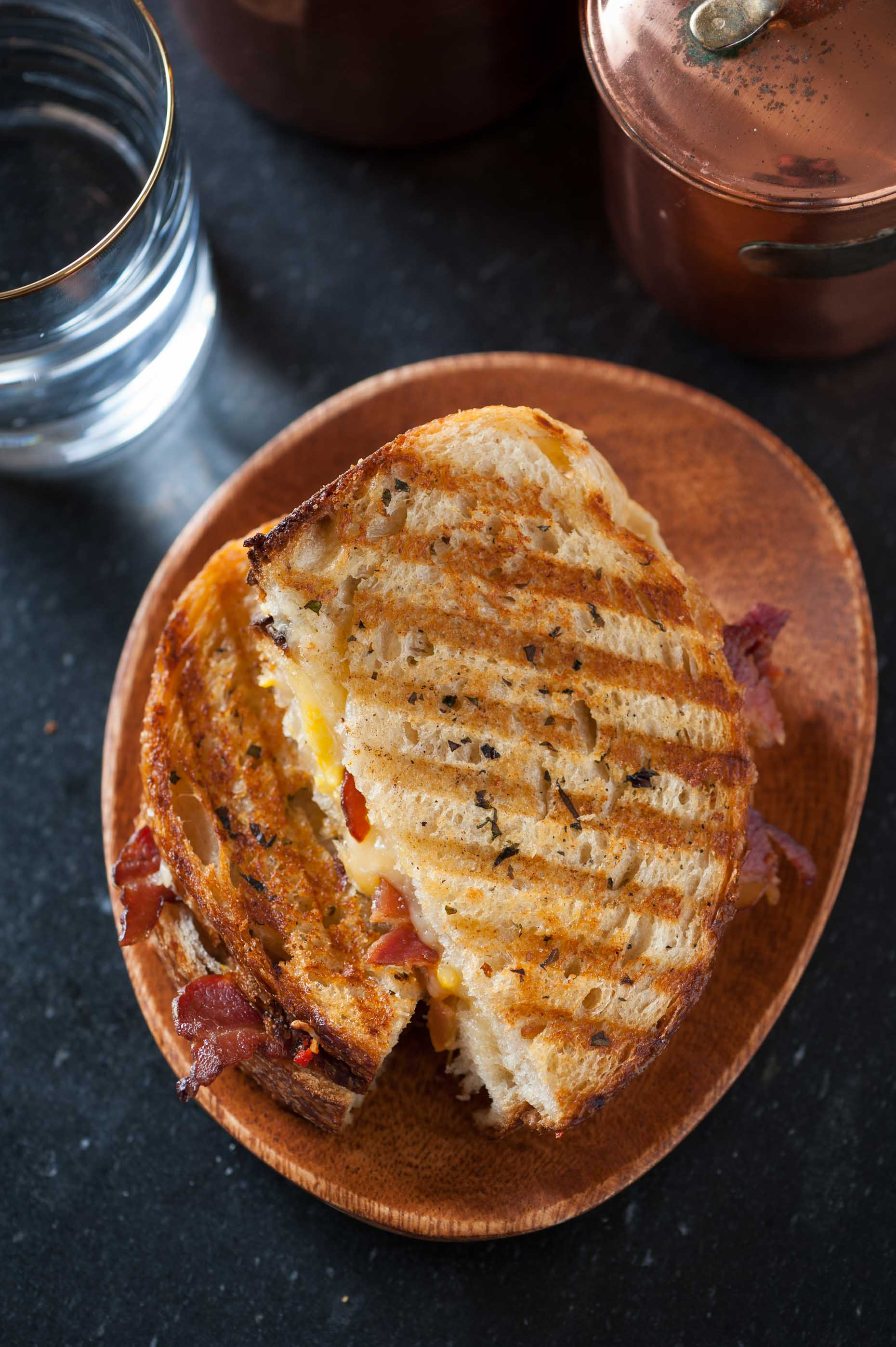 Bacon Panini Reno