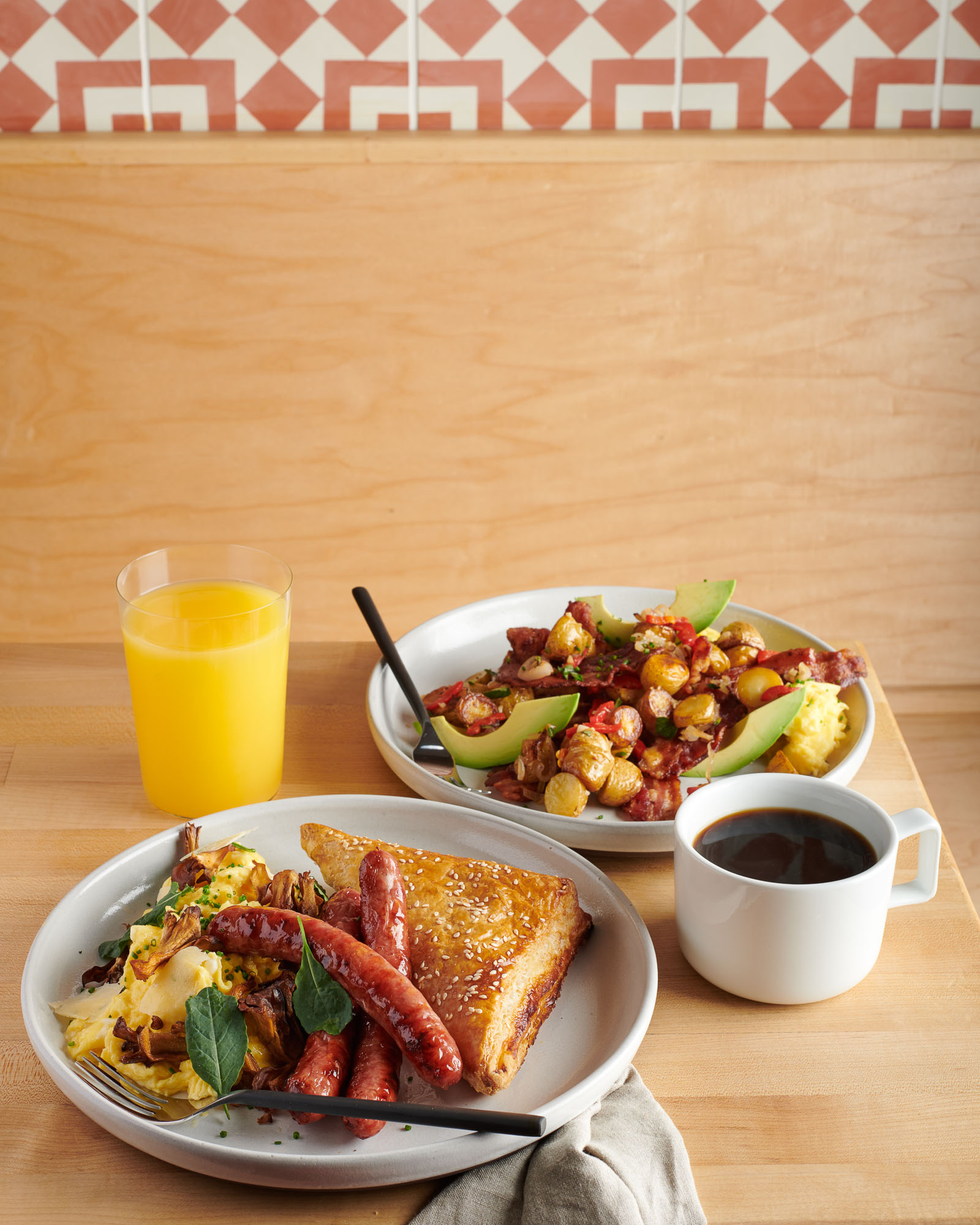 Breakfast Dishes San Francisco