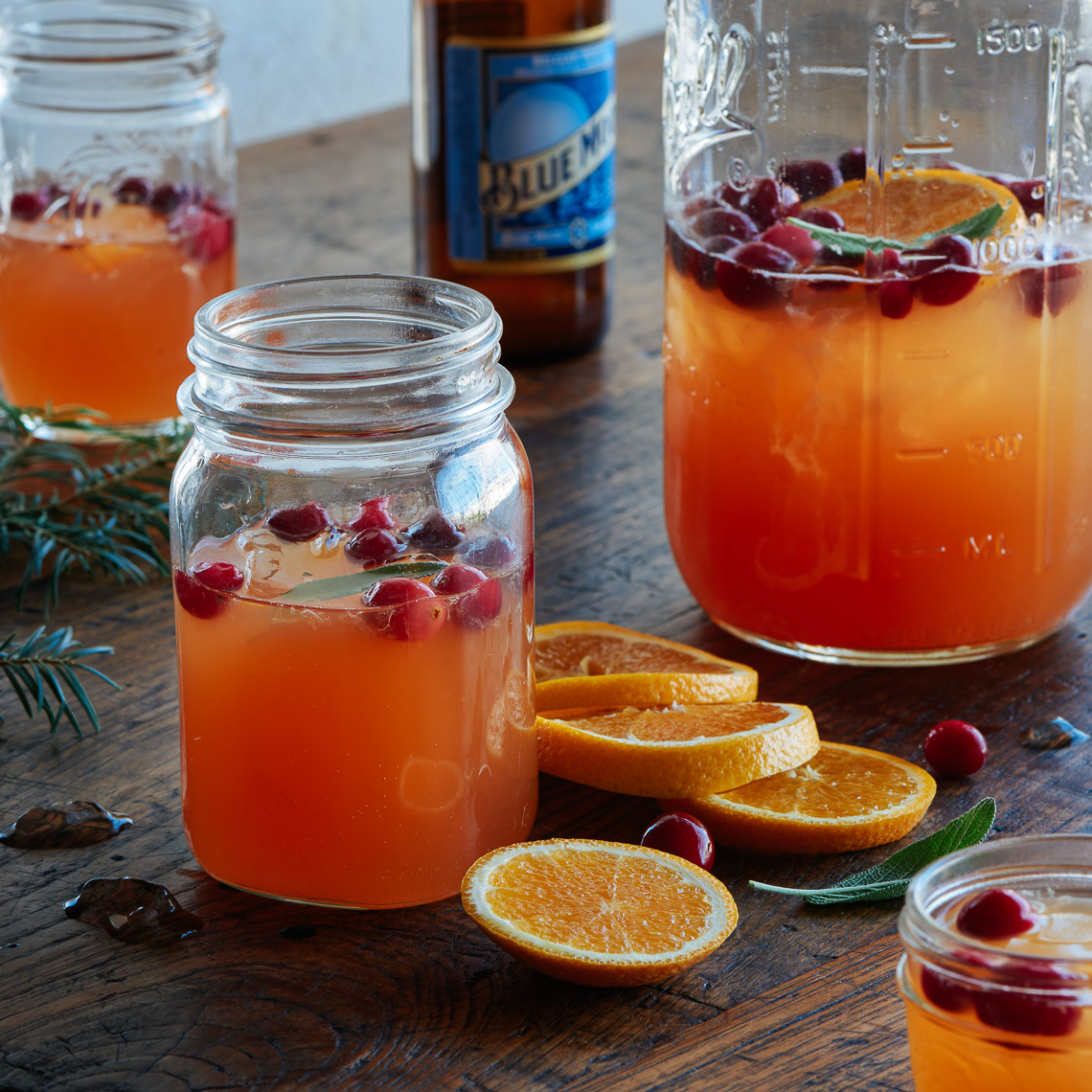 Cranberry Punch Bay Area Cookbook