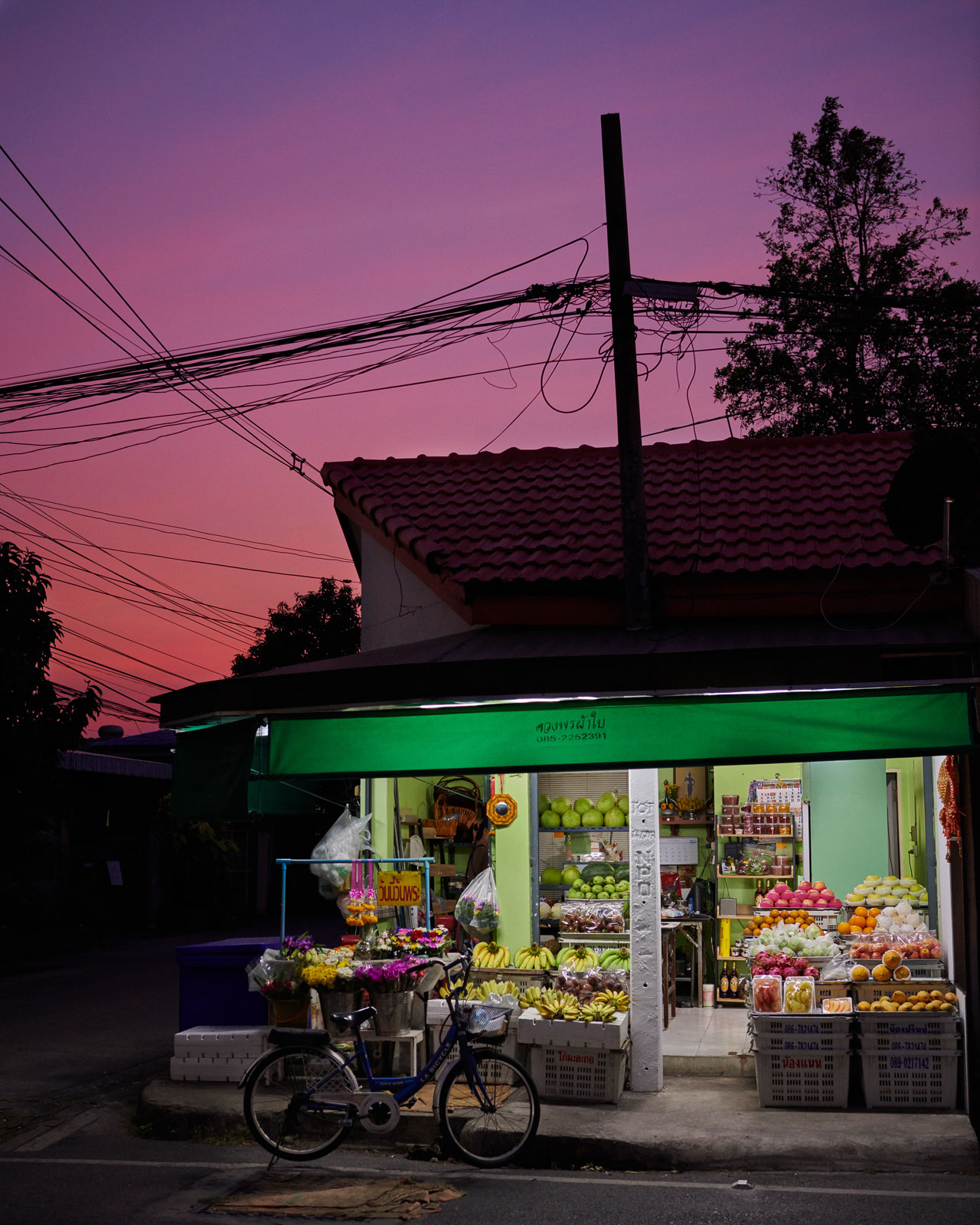 Fruit Stand Thailand