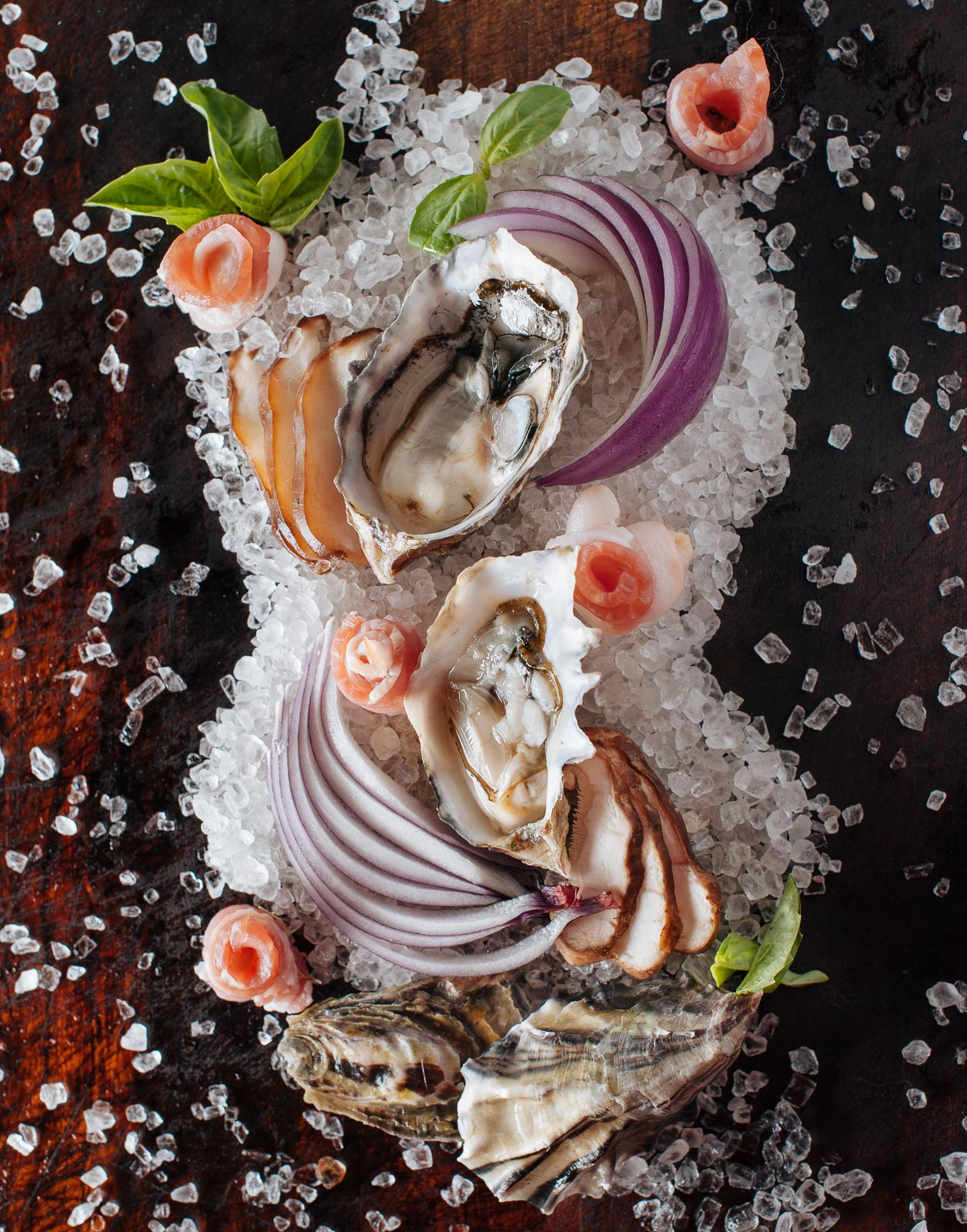 Oysters RAW San Francisco Cookbook